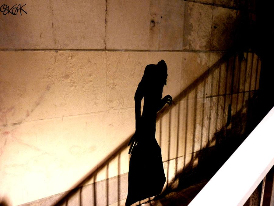 Nosferatu by Oakoak