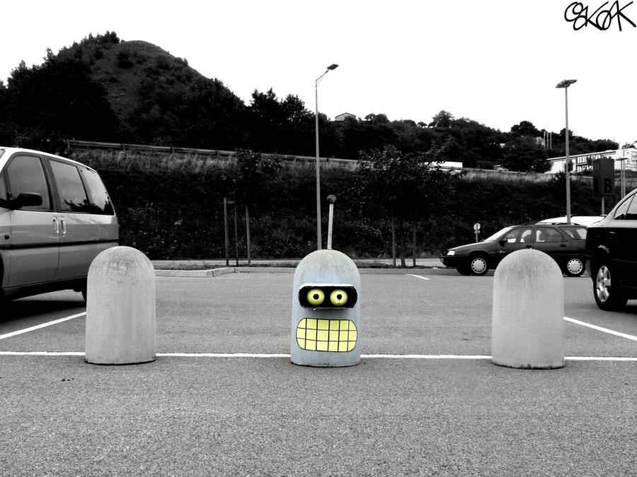 Bender by Oakoak