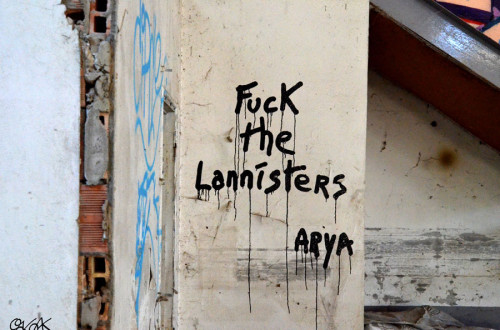 fuck lannisters