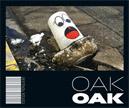Oakoak livre street art