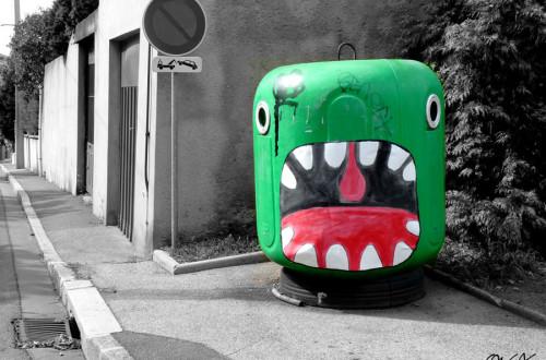 oakoak, street art