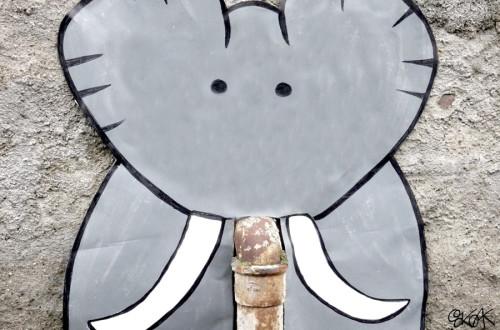 Elephant, Oakoak