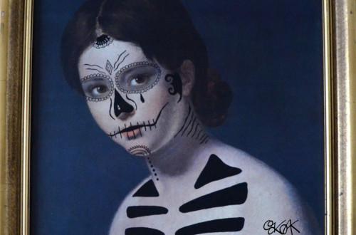 Mexican Girl by Oakoak