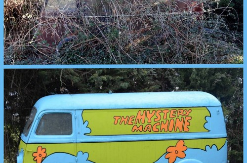 the mystery machine oakoak