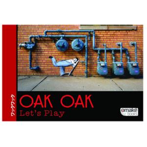 Livre Oakoak - Let's play