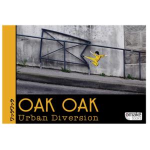 Livre Oakoak - Urban Diversion