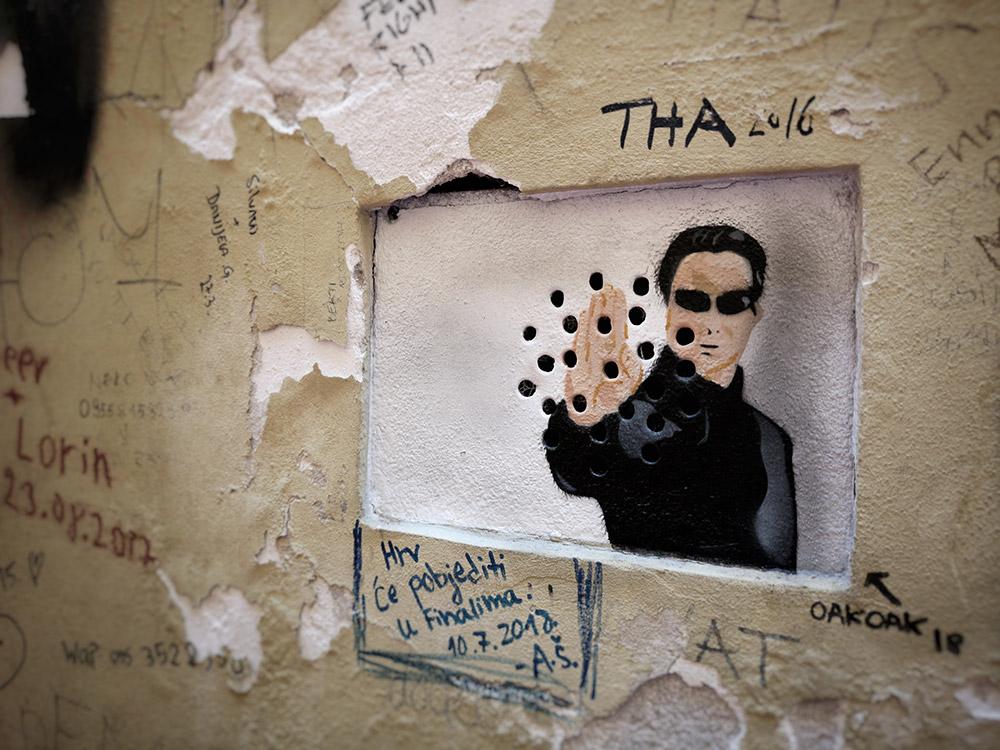 Matrix in Zagreb