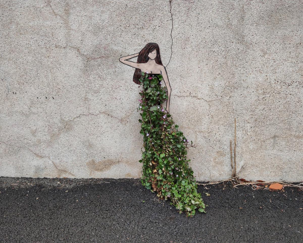 Mère Nature by Oakoak